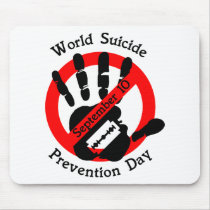 World-suicide-prevention-day Mouse Pad