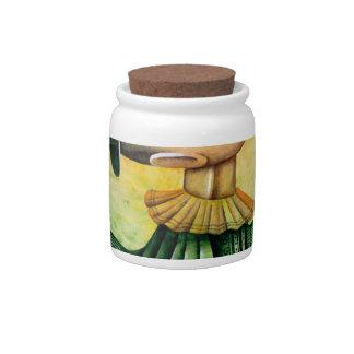 World Sword Swallower's Day - Appreciation Day Candy Jar
