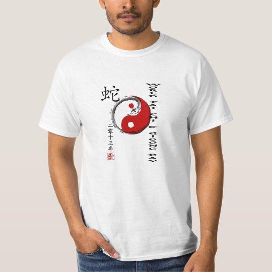 World Tai Chi & Qigong Day 2013 T-Shirt