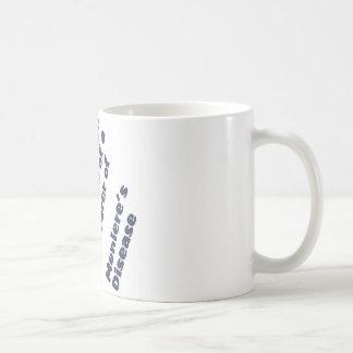 world through meniere's eyes coffee mug