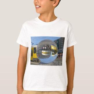 World Time Clock, Alex, Berlin, crystal ball T-Shirt