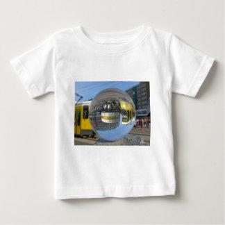 World Time Clock, Alexanderplatz, Alex, Berlin Baby T-Shirt