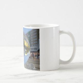 World Time Clock, Alexanderplatz, Alex, Berlin Classic White Coffee Mug