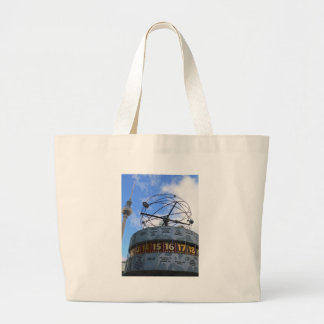 World Time Clock with Berlin TV Tower, Alex Bag