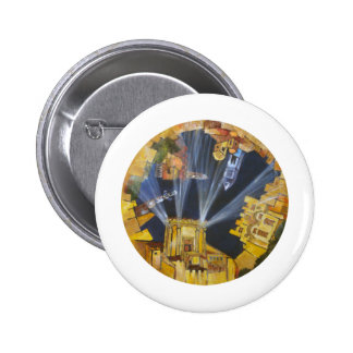 WORLD TO COME 2 INCH ROUND BUTTON