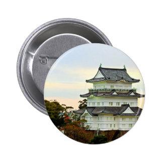 """World top fashion designer tokiwa design office "" Pinback Button"