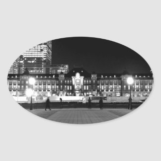 world top modern artist 2016 oval sticker