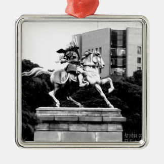 world top photographer akagi 2050 metal ornament