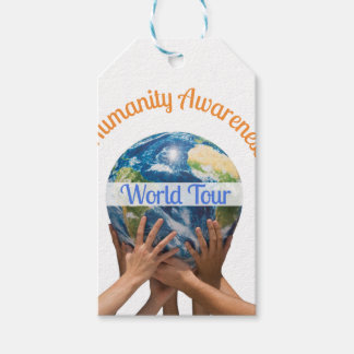 World Tour Gift Tags