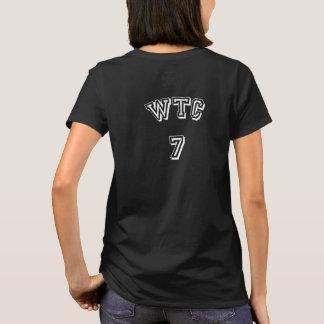 World Trade Center 7 black tshirt