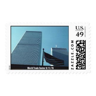 World Trade Center 9/11/76 Sello