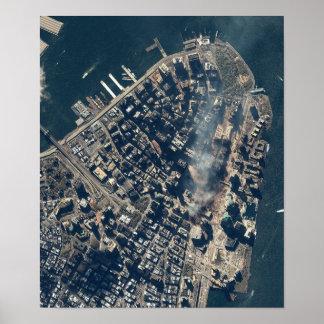 World Trade Center After September 11th 2001 Print