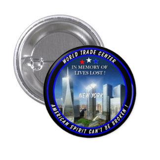 World Trade Center Button