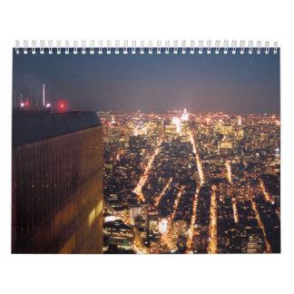 World trade center calendar