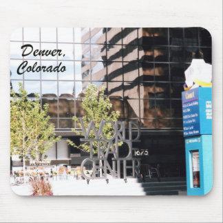 World Trade Center Denver Colorado Tapete De Ratones