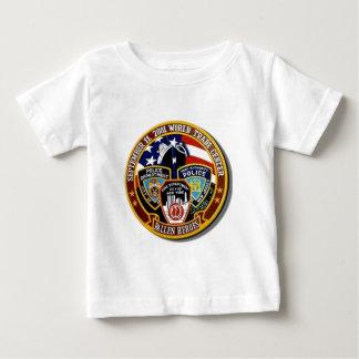 WORLD TRADE CENTER FALLEN HEROS BABY T-Shirt
