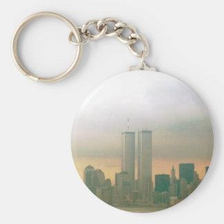 world trade center keychain