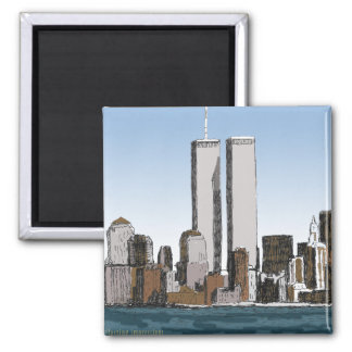 World Trade Center Magnet