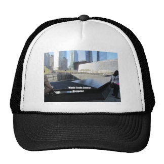 World Trade Center Memorial, New York City Trucker Hat