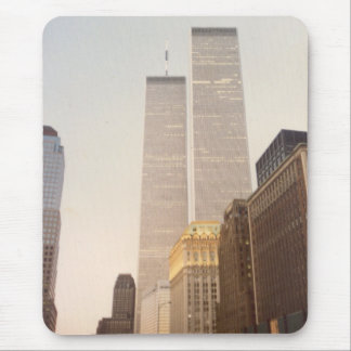 World Trade Center, New York City 1987 Mouse Pad