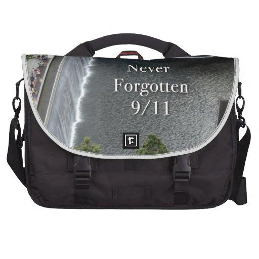 World Trade Center New York City Laptop Shoulder Bag