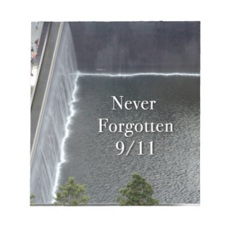 World Trade Center New York City Memo Note Pad