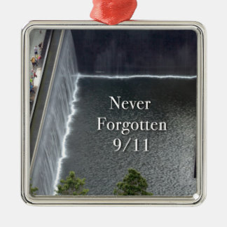 World Trade Center New York City Metal Ornament