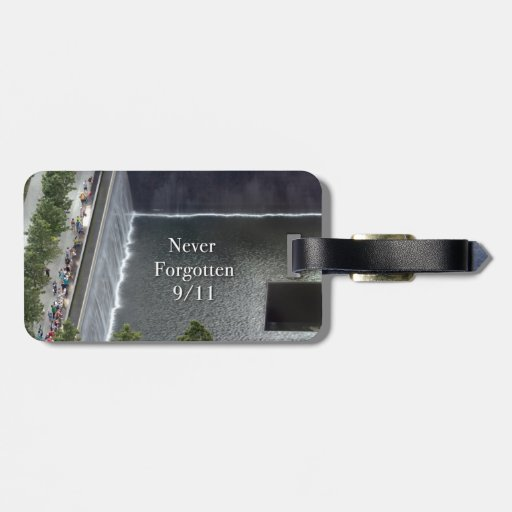 World Trade Center New York City Tag For Bags
