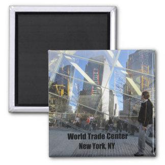 World Trade Center, NY Iman