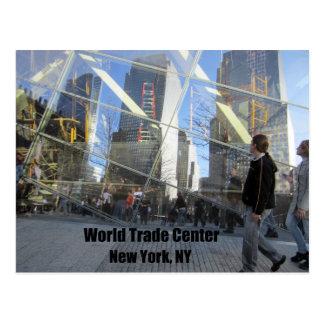 World Trade Center, NY Postcard
