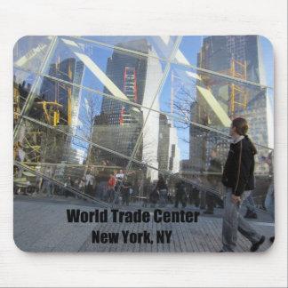 World Trade Center NY Alfombrilla De Ratón