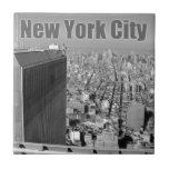 World Trade Center NYC de las torres gemelas Azulejo Ceramica