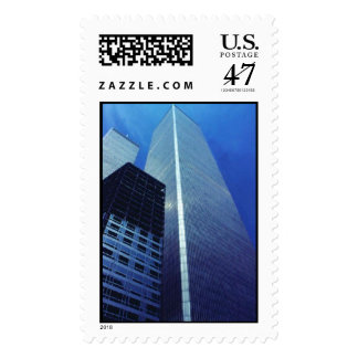 World Trade Center Postage