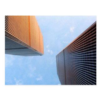 World Trade Center Post Card