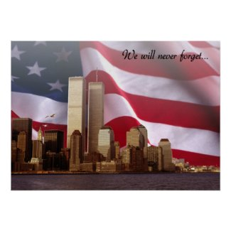 World Trade Center poster print