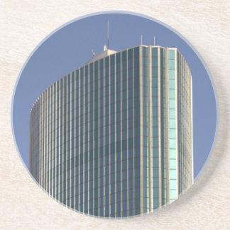 World Trade Center Rotterdam Posavasos Manualidades