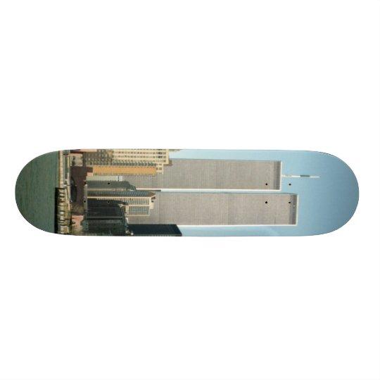 World Trade Center Skateboard