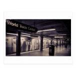 World Trade Center station, NYC Postal