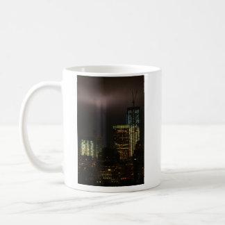 World Trade Center Tribute In Light 2011 #01 Mug