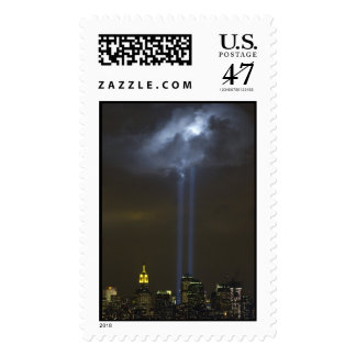 World Trade Center Tribute Light Postage