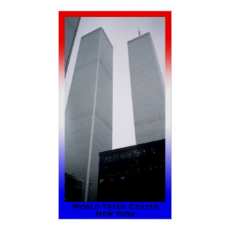 World Trade Center, Twin Towers, New York Posters