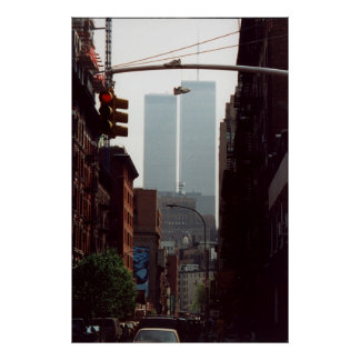 World Trade Center - Twin Towers Print