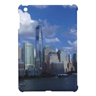 World Trade Center WTC el río Hudson de Manhattan