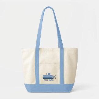 World Travel bag, choose style & customize