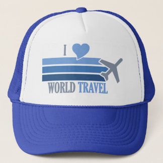 World Travel hat
