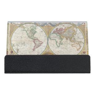 Vintage Travel Business Card Holders Zazzle