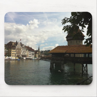 world travel mouse pad