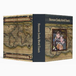 World Travel Photo Binder