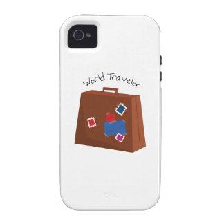 World Traveler iPhone 4 Cover