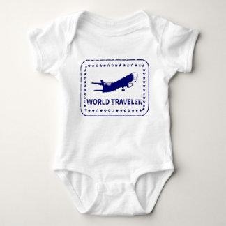 World Traveler Infant Creeper
